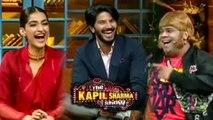 Kiku Sharda aka ACHA YADAV HILARIOUS Comedy With Sonam, Dulquer   The Kapil Sharma Show Zoya Factor