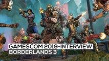 Borderlands 3  - Das XXL-Interview | gamescom 2019