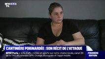 """""""Je suis terrifiée, je ne dors pas la nuit."""" Sandra, cantinière poignardée à Marseille raconte son agression"""