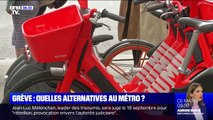À pied, en covoiturage, en scooter... quelles alternatives au métro avec la grève RATP?