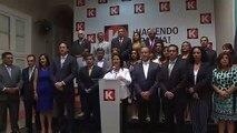 Corte Suprema de Perú reduce prisión de Keiko Fujimori, que saldrá libre en 2020