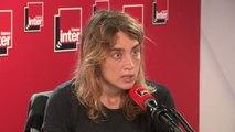 """Adèle Haenel : """"L'idée du film n'était pas de parler d'un monde qu'on ne connait plus, mais aussi de créer une émotion artistique"""""""