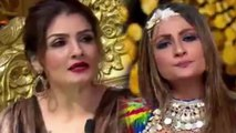 Nach Baliye 9: Urvashi Dholakia shows ATTITUDE to Raveena Tandon; Check out | FilmiBeat