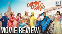 Dream Girl Movie Review Starring Ayushmann Khurrana & Nushrat Bharucha