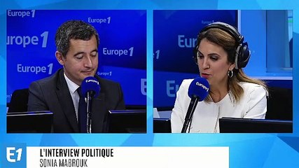 Gérald Darmanin - Europe 1 vendredi 13 septembre 2019