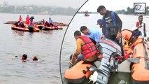 12 Drown After Boat Capsizes In Bhopal's River During Ganesh Visarjan