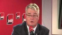 """Jean-Paul Delevoye : """"A métier identique, retraite identique : comment justifier qu'un chauffeur de bus à Bordeaux n'ait pas la même retraite que le chauffeur de bus à Paris. C'est fini, nous l'avons dit, nous l'assumons"""""""