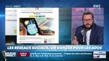 #Magnien, la chronique des réseaux sociaux : Les réseaux sociaux, un danger pour les ados - 13/09