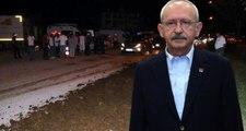 Kılıçdaroğlu, yoluna hayvan gübresi döken vatandaşın özrünü kabul etti