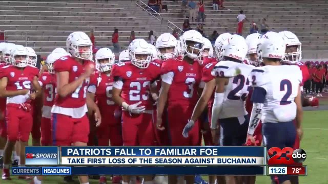 Liberty takes first loss of 2019, falling 19-17