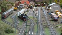 Rail Transport Modeling in Germany: A small model train exhibition in HO scale - Pilentum Television - The World of Model Trains and Model Railroading and Scale Modeling