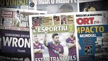 Ousmane Dembélé doit écouter Lionel Messi, les règles de la VAR vont changer en Angleterre