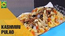 Traditional & Restaurant Style Kashmiri Pulao   Dawat   MasalaTV Show   Abida Baloch
