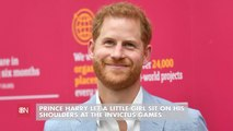 Prince Harry's Big Heart And The Invictus Games