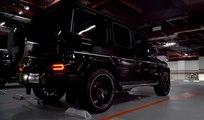 VÍDEO: Así de espectacular ruge el Mercedes Clase G con escapes Armytrix