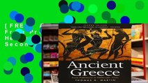 [FREE] Ancient Greece: From Prehistoric to Hellenistic Times, Second Edition