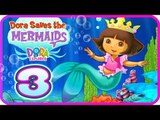 Dora the Explorer: Dora Saves the Mermaids Part 3 (PS2) Seashell Bridge