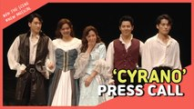 [Showbiz Korea] New Performance! Press call of the musical 'Cyrano(시라노)'