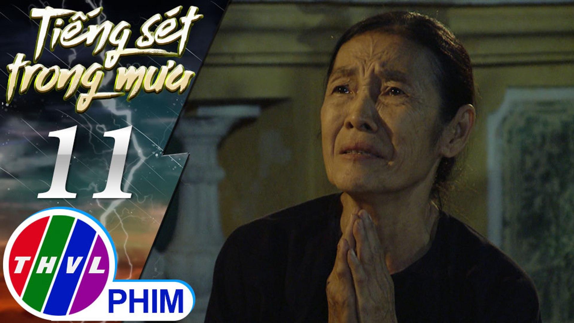 THVL | Tiếng sét trong mưa - Tập 11[3]: Bà Bảy ngăn cản khi Khải Văn muốn đi thuyết phục mẹ mình