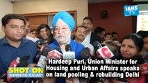 Delhi needs to be rebuilt