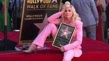 Una stella sulla Walk of Fame di Hollywood per Judith Light