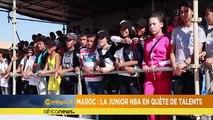 La Juinor NBA League en tournée au Maroc [Morning Call]