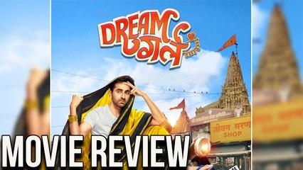 Dream Girl Movie Review Starring Ayushmann Khurrana & Nushrat Bharucha