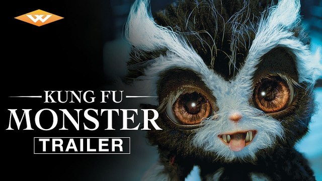 Kung Fu Monster Trailer #1 (2019) Louis Koo, Cheney Chen Action Movie HD