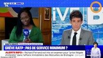 La phrase polémique et maladroite de Sibeth Ndiaye sur la grève des transports !