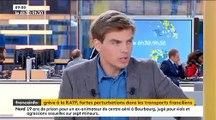 Le Fil Actu - Grève des transports à Paris: Le point sur la situation minute par minute tout au long de la journée - Jusqu'à 17h, seules les lignes 1 et 14, automatiques, circulent encore à Paris