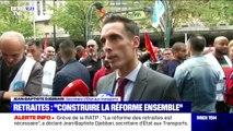"""Grève RATP: le secrétaire d'État aux Transports rappelle que la réforme des retraites est """"nécessaire"""""""