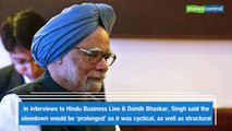 Manmohan Singh gives 5-point guide to PM Modi to revive economic growth