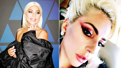 Lady Gaga Wants Her Kids To Get Inspired Watching Her Put Makeup On