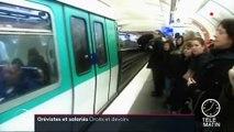 RATP : que risquent les grévistes et les usagers ?