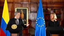 L'Union européenne verse des aides pour la Colombie
