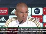 """Real - Zidane : """"Bale est un joueur avec des qualités impressionnantes"""""""