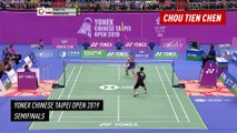 Top Smashes of the Week | YONEX Chinese Taipei Open 2019 | BWF 2019