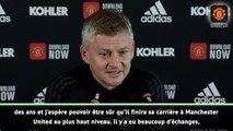"""Manchester United - Solskjaer : """"Je veux que De Gea finisse sa carrière ici"""""""