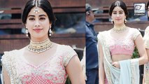 Jahnvi Kapoor Has Finalised Her Wedding Venue And Bridal Dress