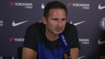 Time and place for team bonding - Lampard