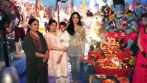 Watch Divya Khosla Dance with Tulsi Kumar at Ganpati Visarjan Celebration