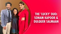 Dulquer Salmaan And Sonam Kapoor Open Up About The Love Of Their Lives | The Zoya Factor