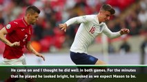 Lampard expects 'scrutiny to ramp up' for Mount after England debut