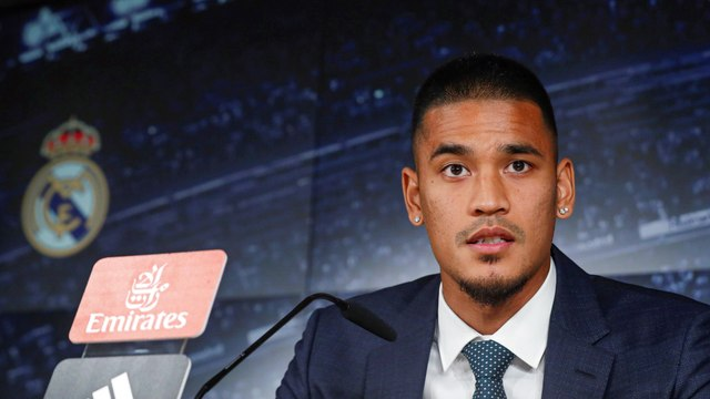 Alphonse Areola justifie son numéro 1 au Real Madrid