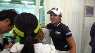U.S. Women's Open Champion Jeongeun Lee6 Returns Home to Korea