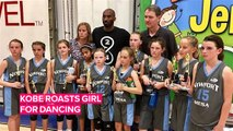 Is Kobe Bryant the most hardcore kids basketball coach?