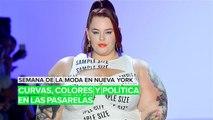 Diversidad en la Semana de la Moda de Nueva York