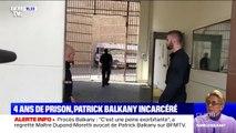 Patrick Balkany est arrivé à la prison de la Santé, où il va être incarcéré
