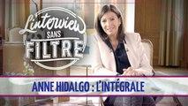 Anne Hidalgo : son message aux Parisiens, le sexisme en politique, la télévision... Son interview sans filtre