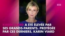 """Karin Viard ancienne boulimique : elle évoque ses troublantes """"pulsions"""""""